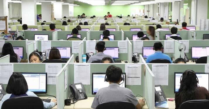 ridurre i costi del call center